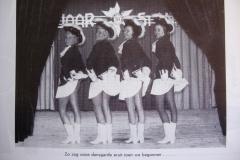 8.- Dansgarde 10 jarig bestaan 1962-1963