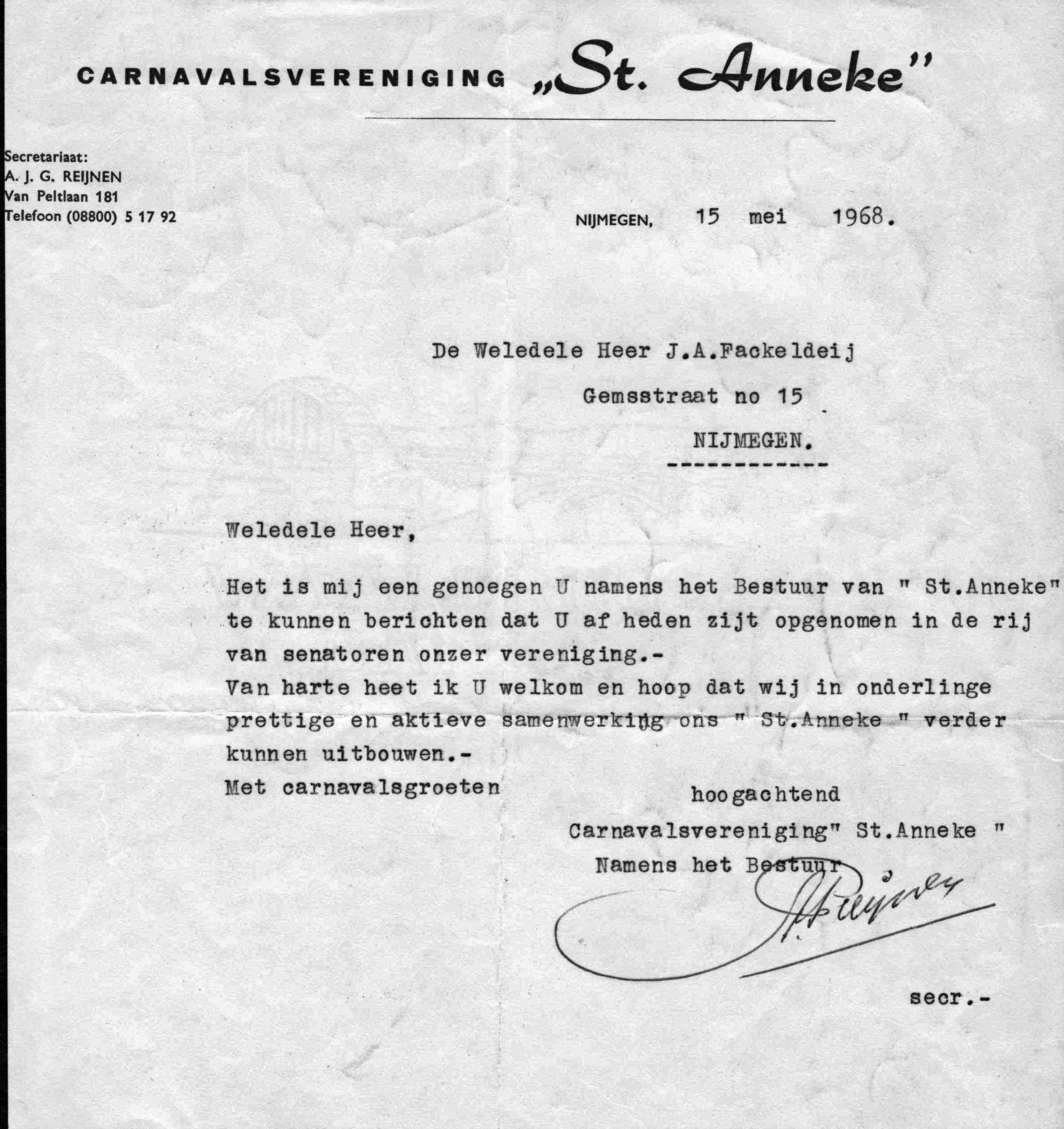 2.-Aanstellingsbrief-Joop-Fackeldey-1968